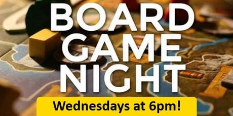 Board Game Night tickets