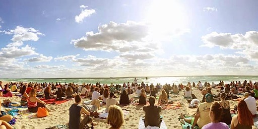 Free Oceanfront Beginners Guided Meditation Class with Shelly Tygielski