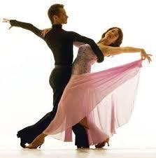 Ballroom/Salsa logo