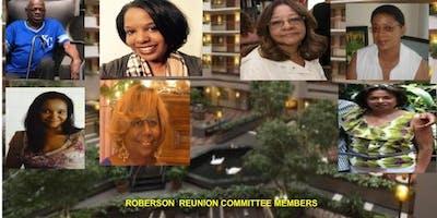 John & Mary Homer Roberson Family Reunion