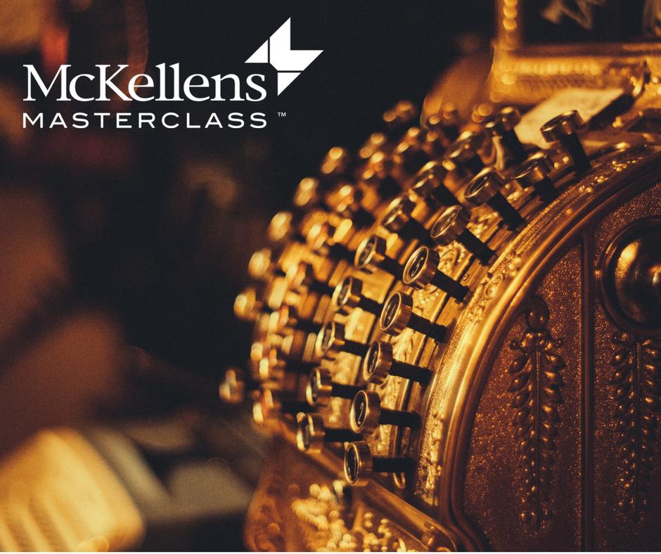 McKellens Masterclass - Building Value Throug