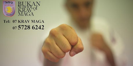 Krav Maga, martial art of self defense, first lesson is free - Bukan School tickets