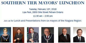 Southern Tier Mayors' Luncheon