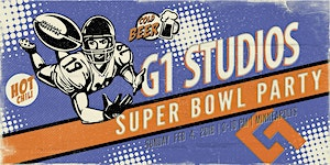 G1 Studios 8th Annual Super Bowl Party