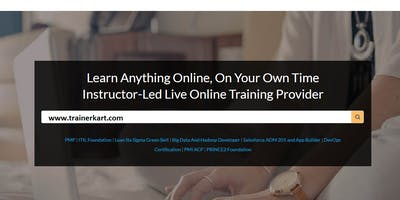 Salesforce Certification Training: Admin 201 and App Builder in Manchester, NV