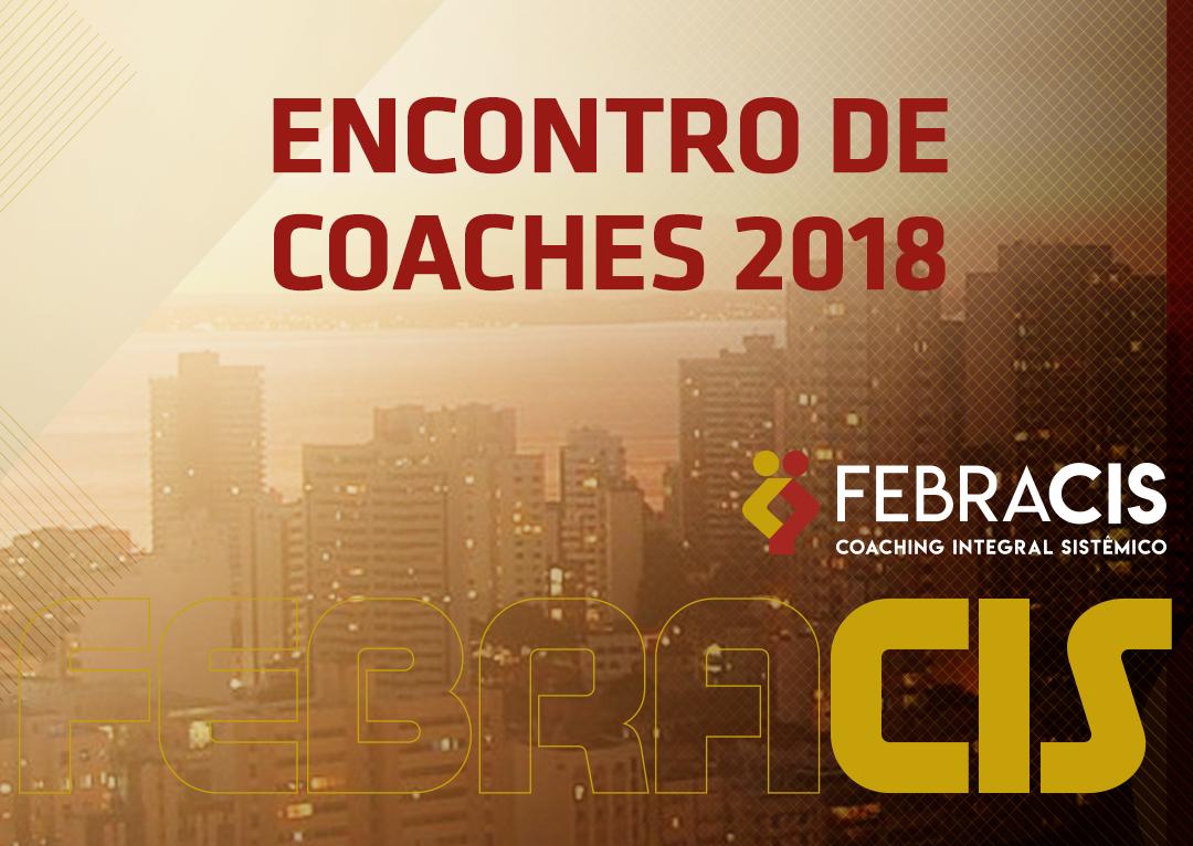Encontro de Coaches - 2018
