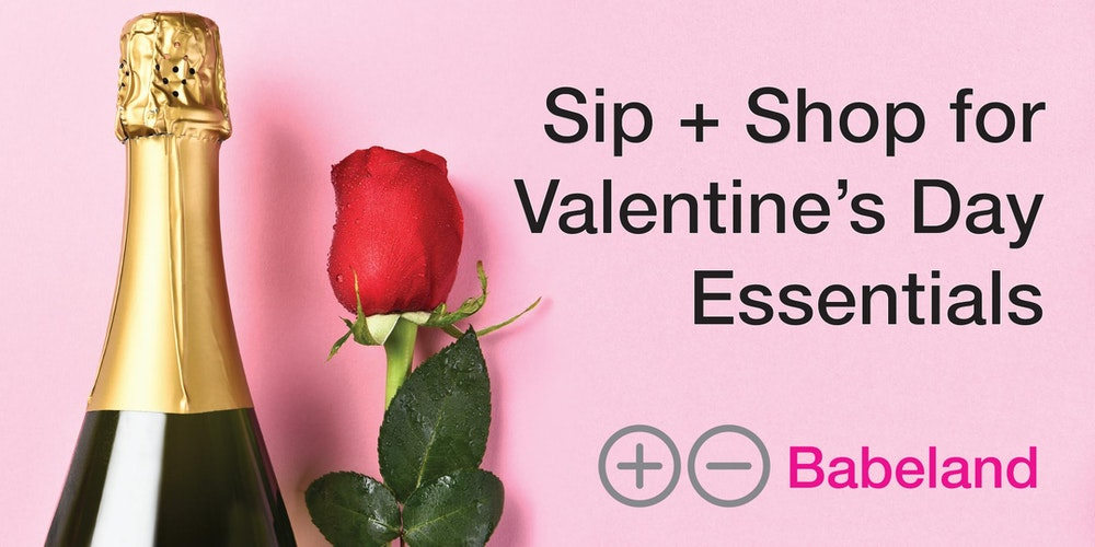 sip and shop for valentines day essentials tickets