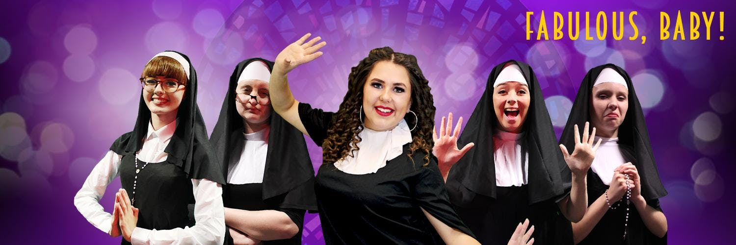 'SISTER ACT' The Musical presented by Richard