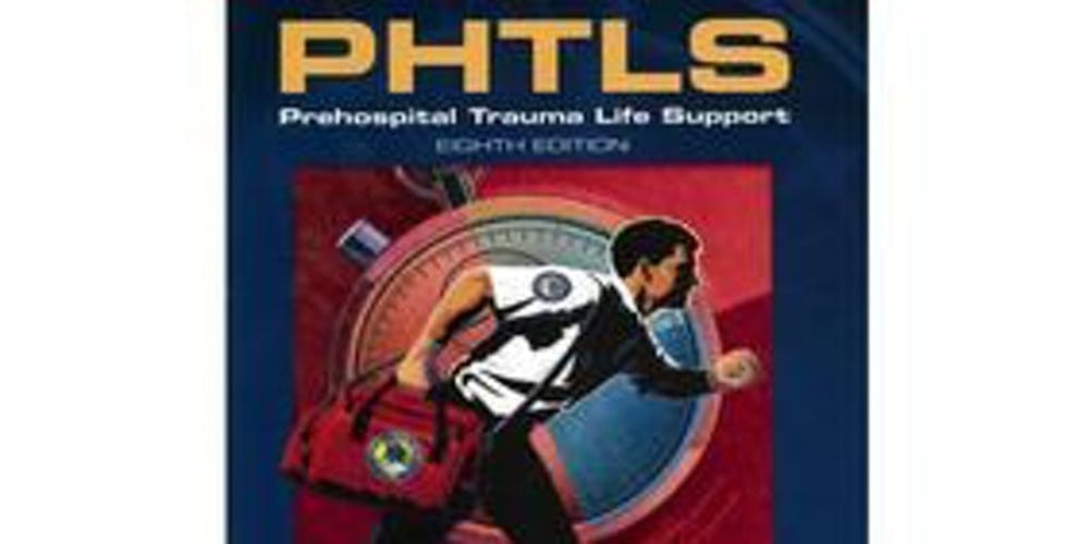 Pre Hospital Trauma Life Support Phtls One Day Refresher Tickets