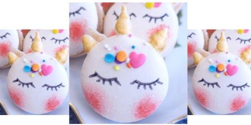 MakMak Unicorn Macaron Master Class