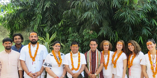50 Days 500-Hours Hatha & Ashtanga Yoga Teacher Training Rishikesh India