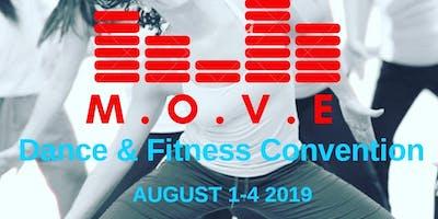 M.O.V.E Dance and Fitness Convention