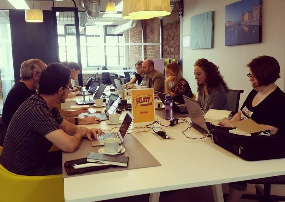 Coworking and Business Networking at Regus, D