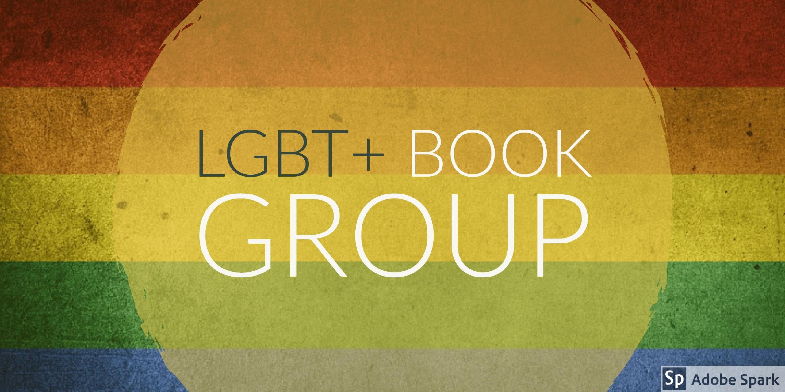 LGBT+ Book Group