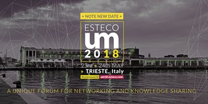 ESTECO International Users' Meeting 2018