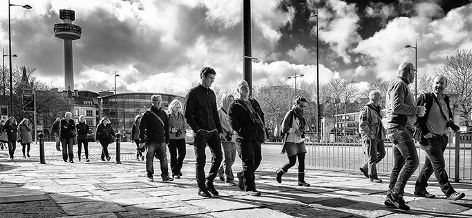 Wex Walkabout: Street Photography with Matt H