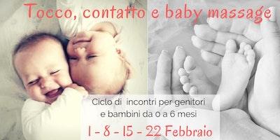 Tocco, contatto e Baby Massage