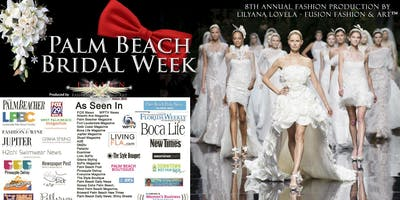 Palm Beach Bridal Week 2019