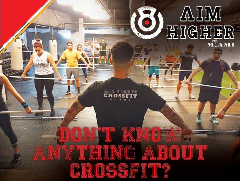 FREE CrossFit 101