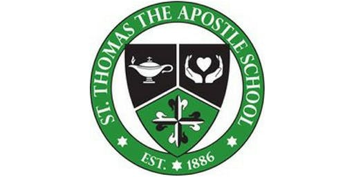 St. Thomas the Apostle School 1st- 8th Grade 9:30 AM Tour Sign Up