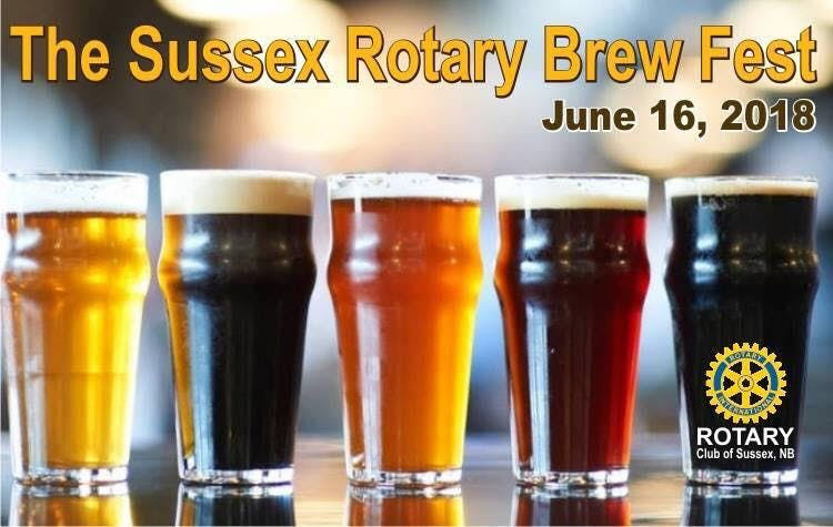 Sussex Rotary Brew Festival 2018