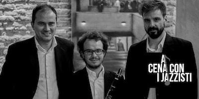 """A Cena con i Jazzisti: """"Off Broadway Trio"""""""