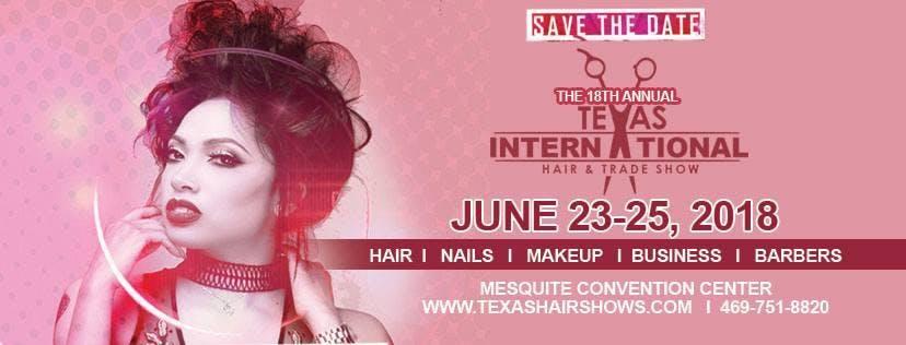 Texas International Hair & Trade Show 2018