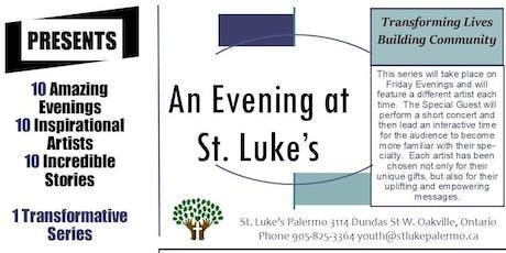 An Evening at St. Luke's tickets