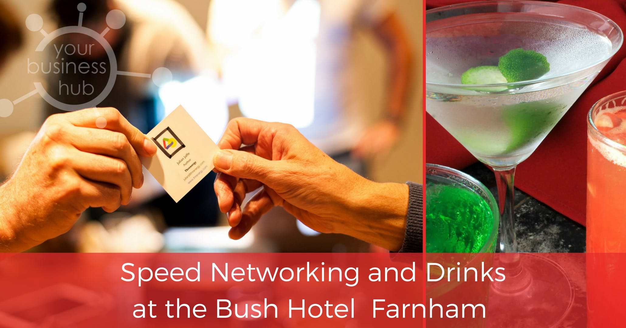 Speed Networking and Informal Drinks
