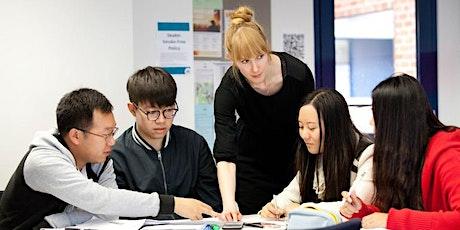 English Language Trial Class Upper-Intermediate Level  tickets