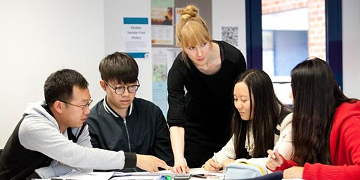 English Language Trial Class Upper-Intermediate Level