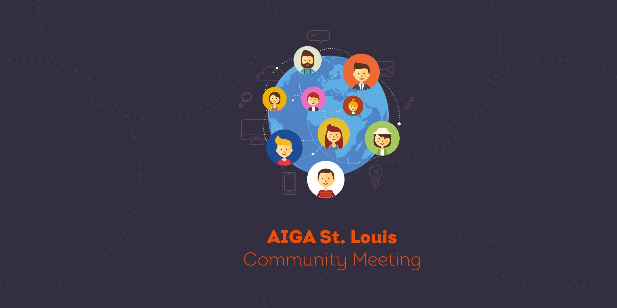 AIGA St. Louis Community Meeting