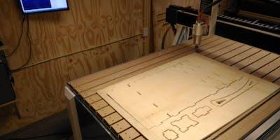 Workshop: CNC portaalfrees
