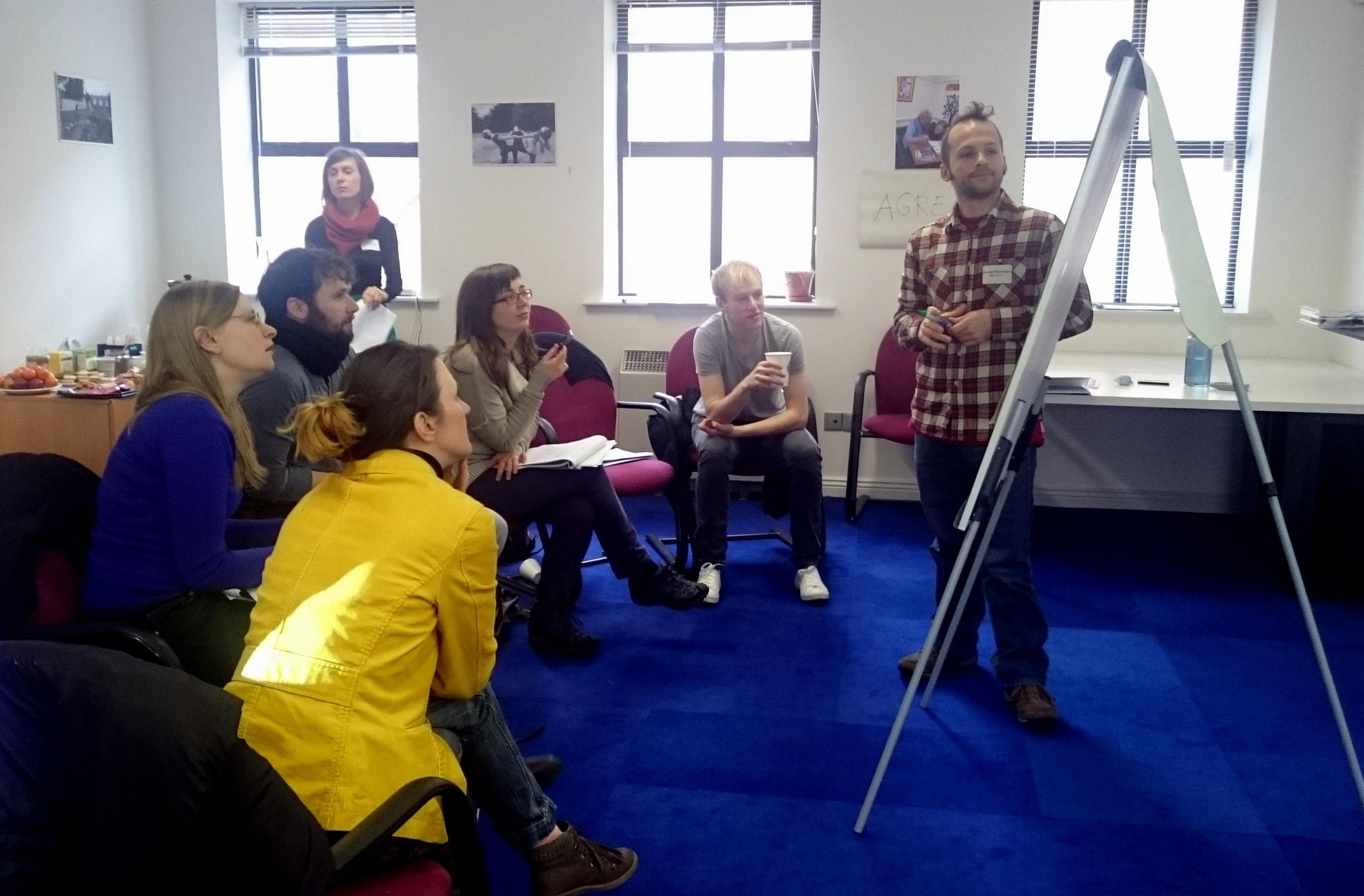 Volunteer Leadership Training