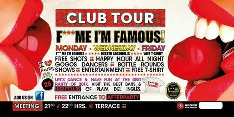 Pacha Club Tour Gran Canaria tickets