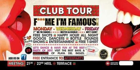 Pacha Club Tour Gran Canaria entradas