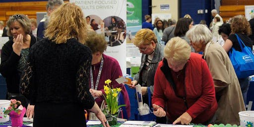 Thrive Over 55 FALL Senior Expo 2019
