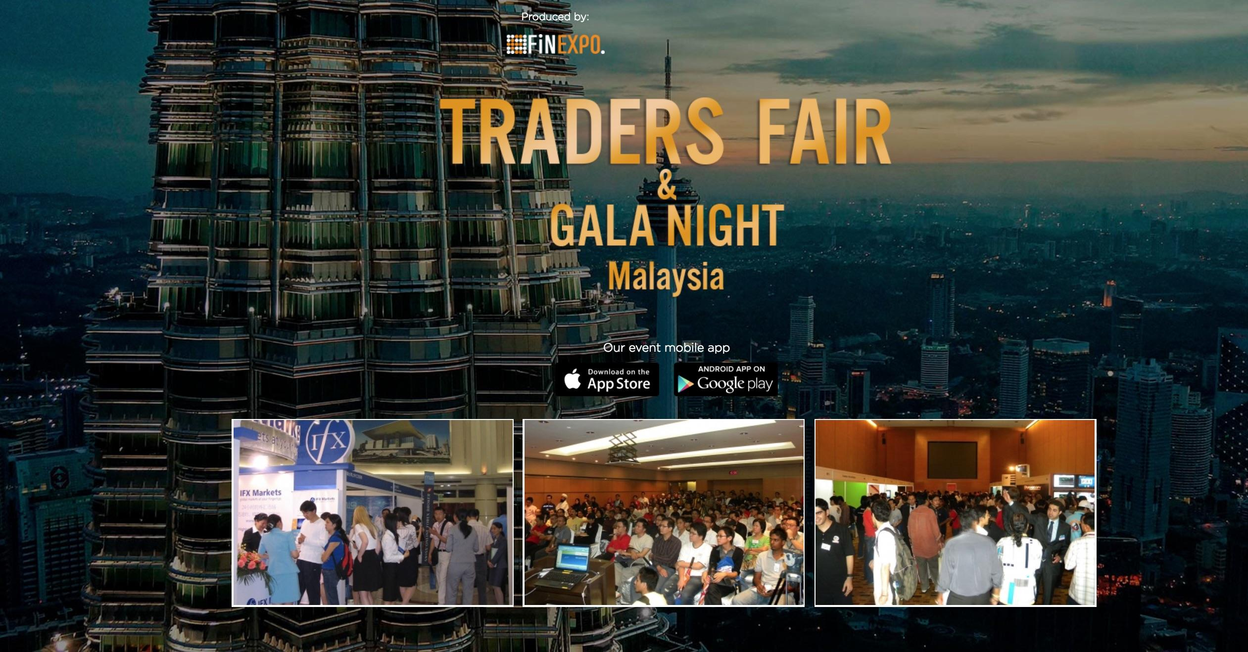 Traders Fair 2018 - Malaysia (Financial Event