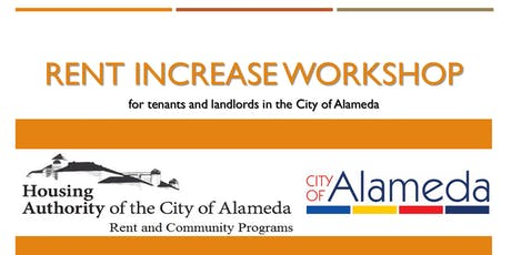 housing authority of the city of alameda rent program events
