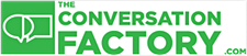 The Conversation Factory logo