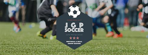 JGP Soccer - 5 Week Small Group Sessions (Feb