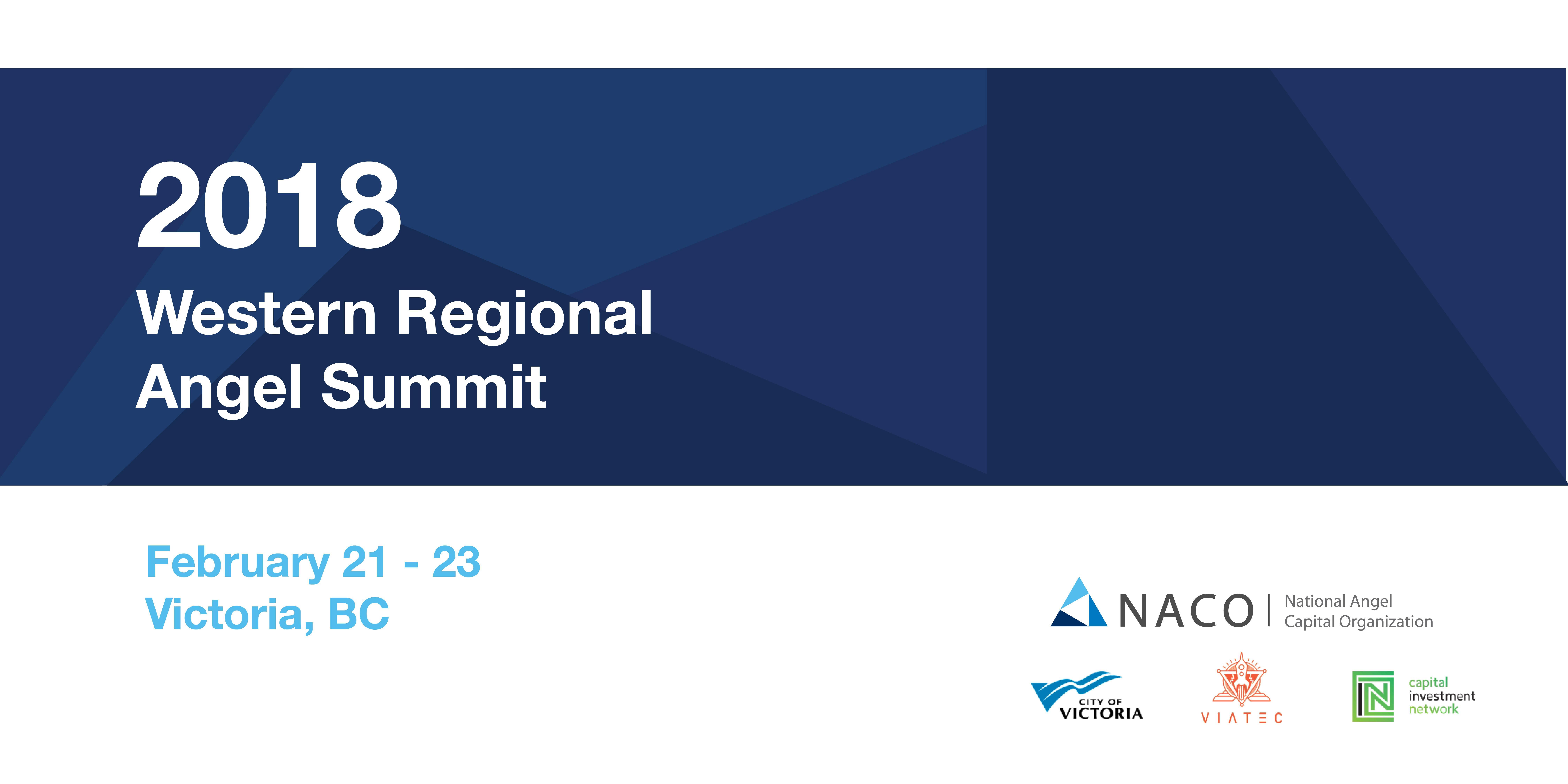 NACO Western Regional Angel Summit