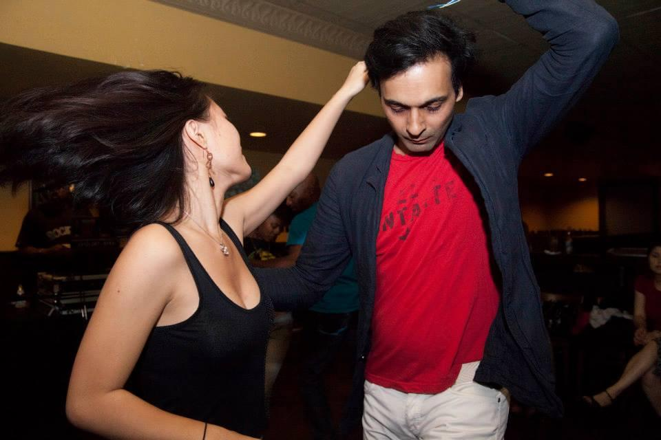 South Side SALSA! presented by U of C Latin Ballroom Assoc. & WHPK