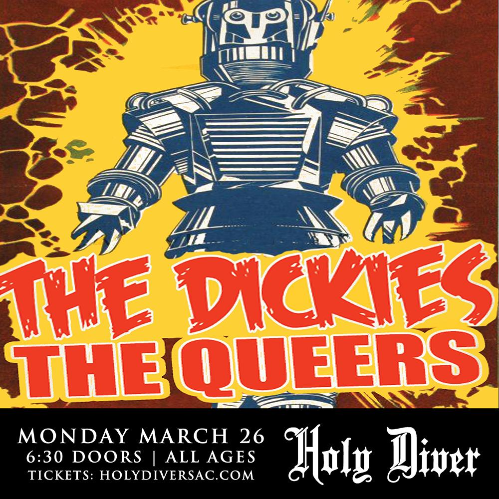 The Dickies & The Queers