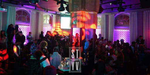 Saint Tuesdays: FREE ADMISSION: Text 202.422.2057 for Table Reservations