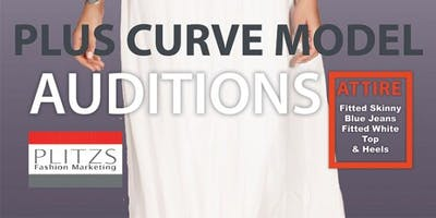 CURVE PLUS MODEL OPEN CASTING CALL AUDITION FOR FASHION SHOW IN NY