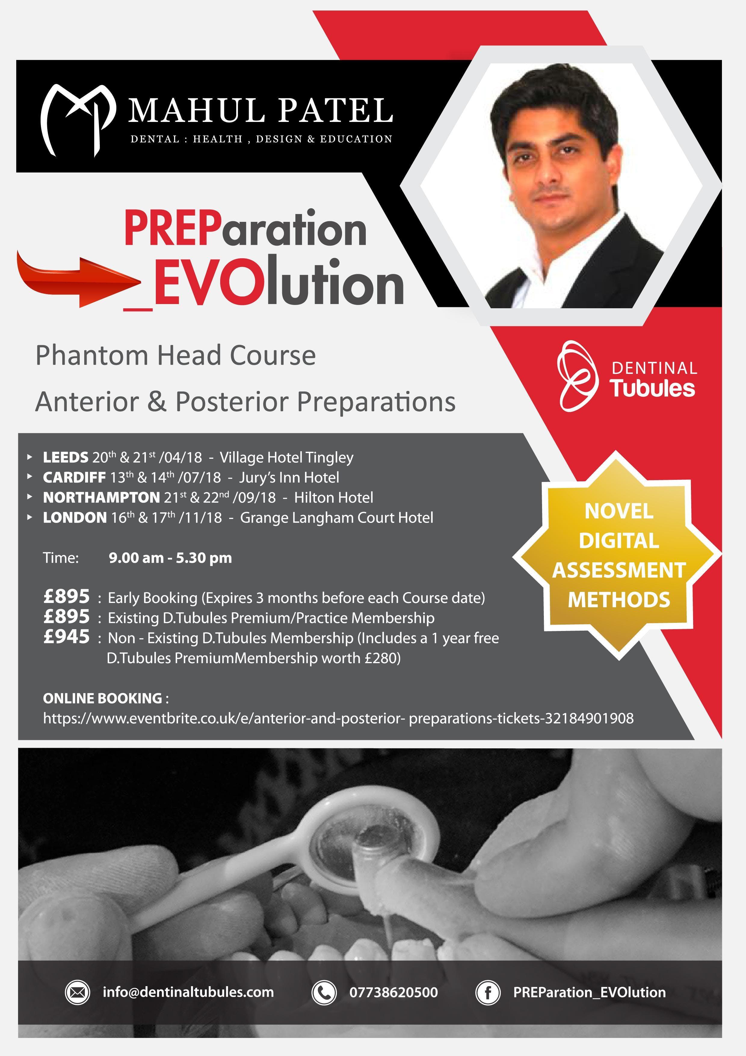 PREParation _EVOlution (Northampton)