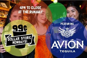 Dollar Store Mondays: 99¢ Avión Tequila