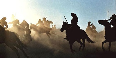 Nomads in Feature Films: The Kazakh Case (A Film Series)