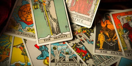 Tarot and Tea - FREE EVENT tickets